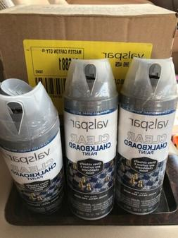 2 Valspar Clear Chalkboard Spray Paint Ideal for Wood & Meta