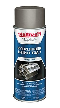 PlastiKote 285 Gray Rebuilders Cast Finish, 12 oz.