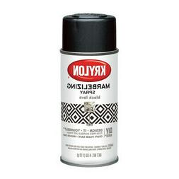 krylon sherwin williams 601 marbelizing spray black
