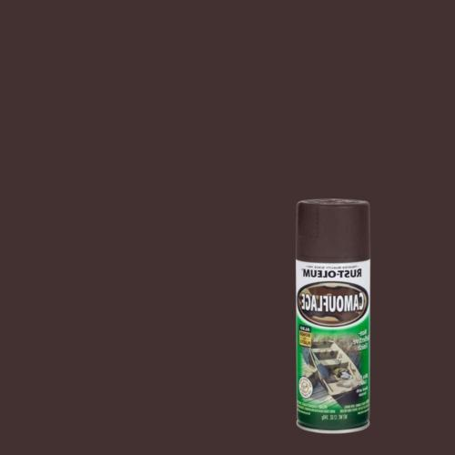 12 Oz Rust-Oleum Spray And Green For &