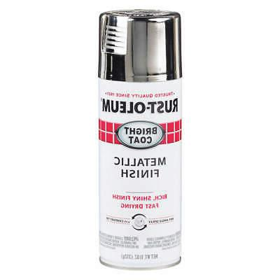 RUST-OLEUM 7718830 11 oz. Metallic Chrome Spray Paint