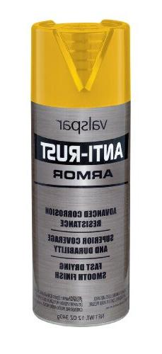 Anti Rust Safety Color Aerosol Enamel