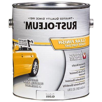 Rust-Oleum or Clear or Gloss - Quantity 1