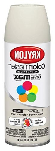 Krylon Colormaster Almond Satin
