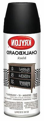 sherwin williams 0807 k chalkboard spray paint