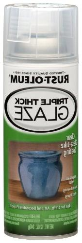 Rust-Oleum Specialty 12-Ounce Clear Triple Thick Glaze Spray