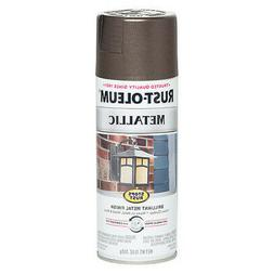 RUST-OLEUM 7272830 Spray Paint, Dark Bronze, 11 oz.